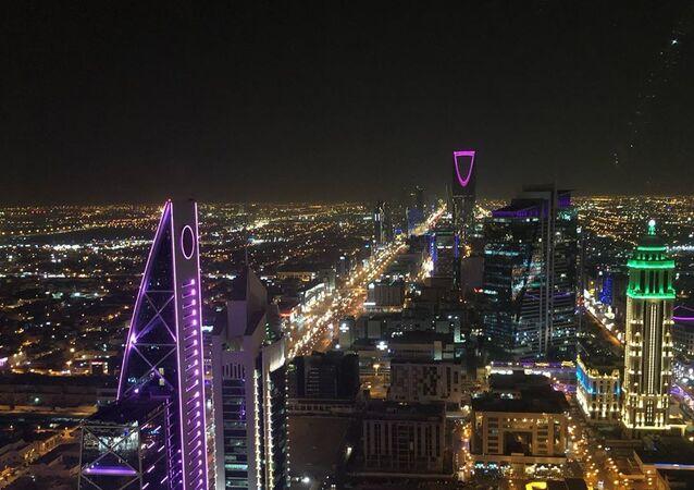 Al Faysaliyya Tower in Saudi Arabia's Capital Riyadh