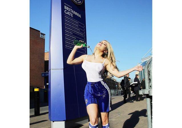 UK's Miss BumBum Jessica Lopes on Instagram