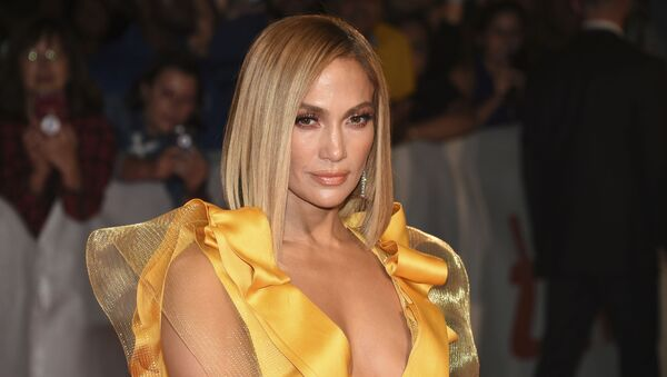 Jennifer Lopez attends the premiere for Hustlers on day three of the Toronto International Film Festival at Roy Thomson Hall on Saturday, Sept. 7, 2019, in Toronto - Sputnik International