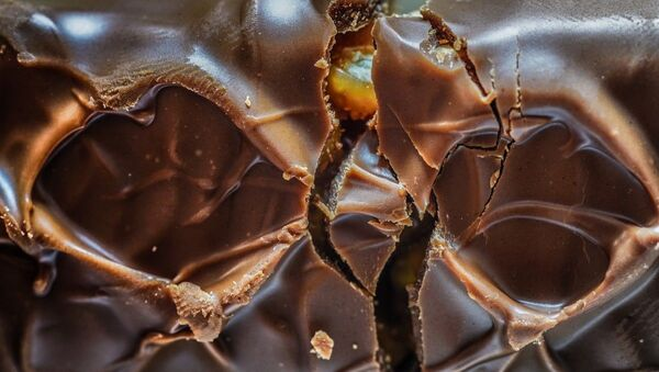 Chocolate snack  - Sputnik International