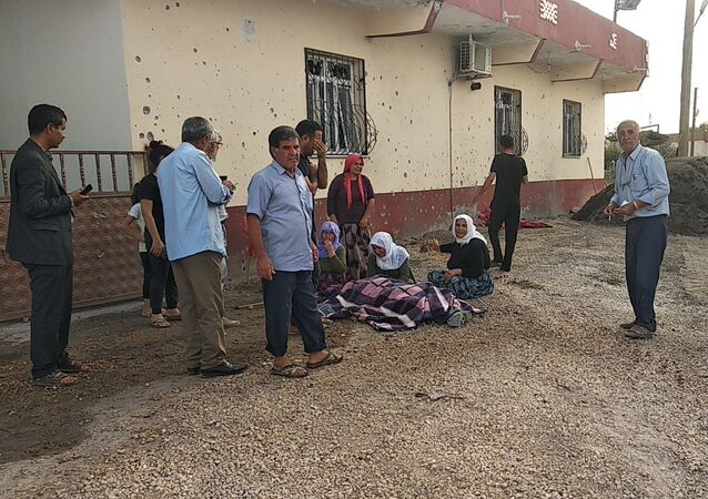 Two People Die in YPG Mortar Attack on Turkey's Border District - Reports