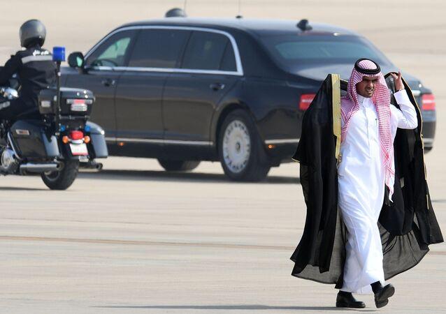 State visit of Russian President Vladimir Putin to Saudi Arabia