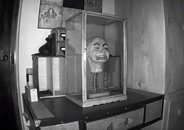 Second World War ventriloquist doll