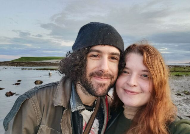 Emma DeSouza (pictured with her husband Jake) is taking the Home Office to the Court of Appeal over her Irish identity