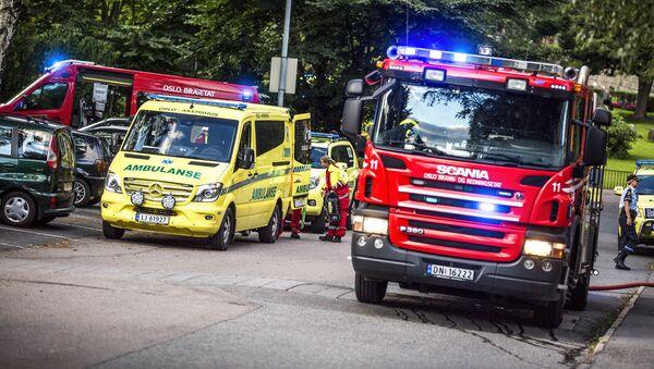 Oslo ambulance - Sputnik International