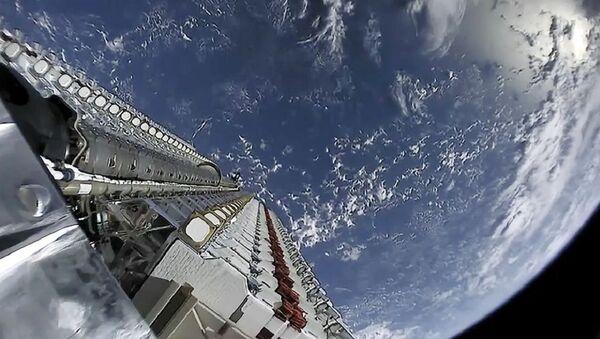SpaceX Starlink Mission - Sputnik International