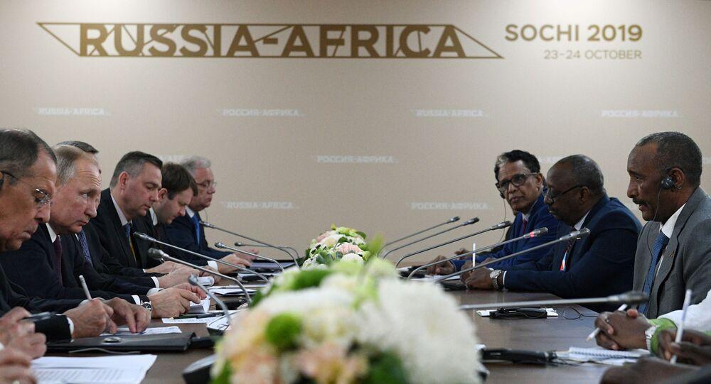 Russia-Africa Summit