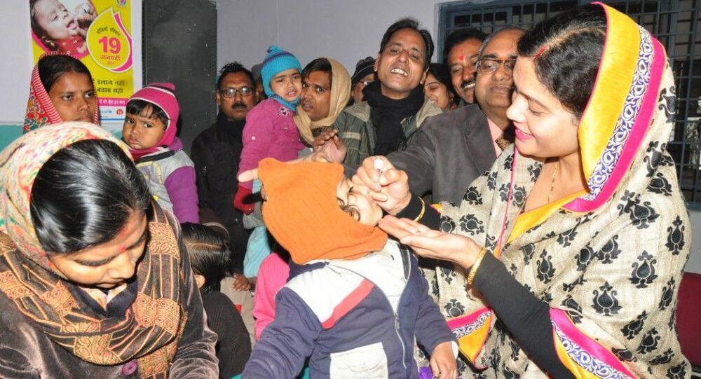 Pulse Polio Day