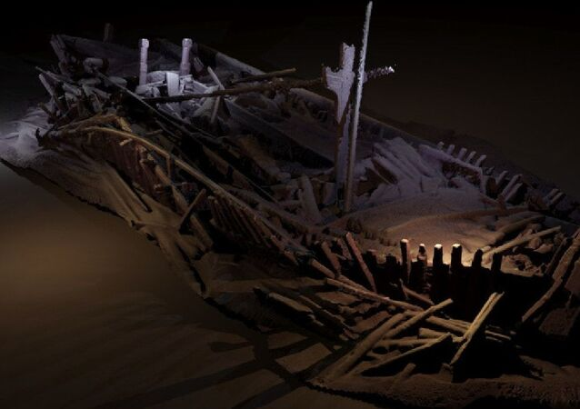 Ottoman-era shipwreck was found at depths of 300m in the Black Sea off the coast of Nessebar, Bulgaria