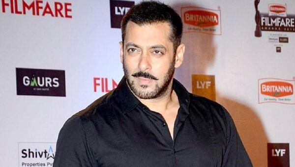 Salman Khan  - Sputnik International