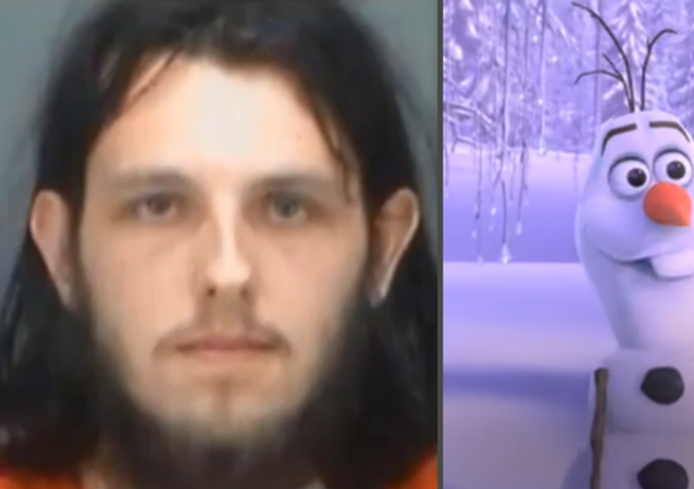 Florida man Cody Meader was arrested Tuesday on charges of criminal mischief after he entered a local area Target and proceeded to dry hump both an Olaf and unicorn plush toy.