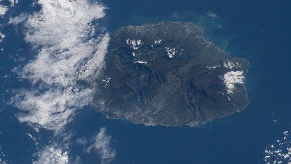 Reunion Island, a French region off the coast of Madagasca - Sputnik International