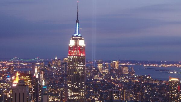 Empire State Building - Sputnik International