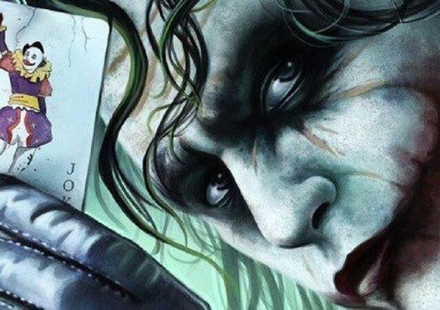 Best HD Batman Joker facebook cover