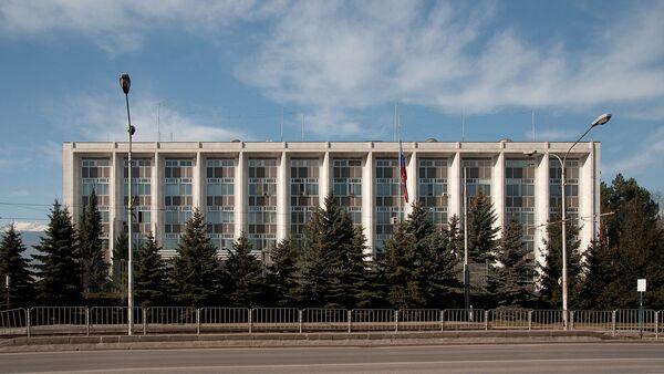 Russian embassy in Sofia, Bulgaria. - Sputnik International