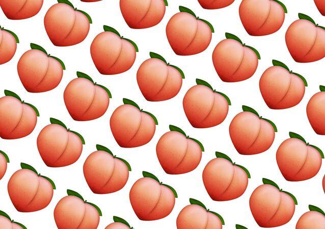 Peaches Emoji