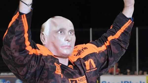Nikolay Lemtyugov - Sputnik International
