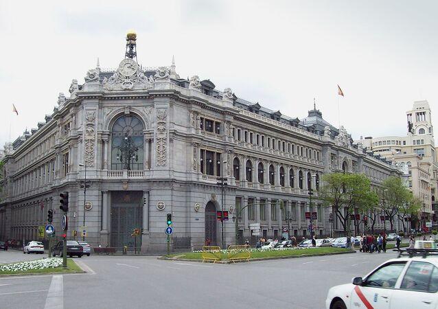 Bank of Spain headquarters (Madrid)