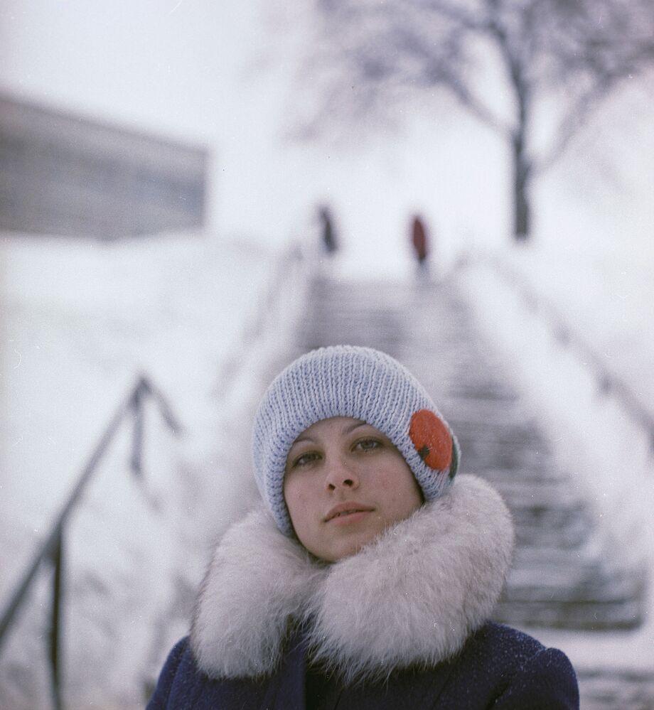 Designer from Nizhny Novgorod (then Gorky) in 1974