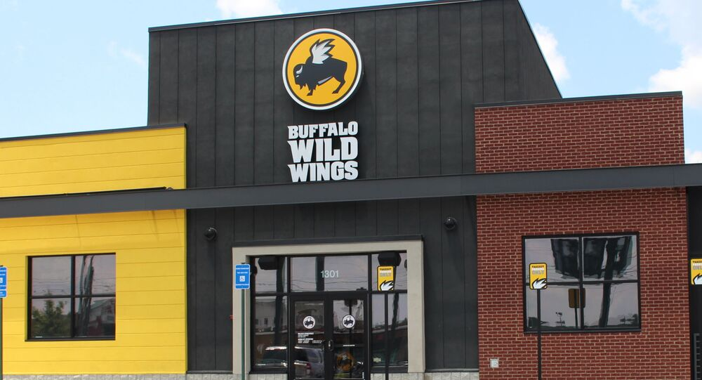 Buffalo Wild Wings, Tifton, Georgia