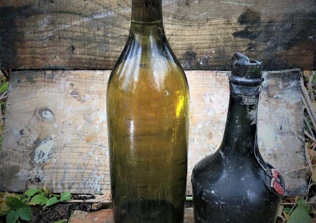 liquors for Tzar Nicholas II's Russia