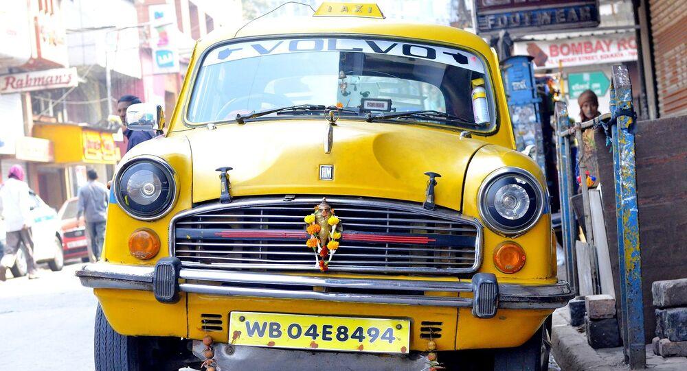 India taxi