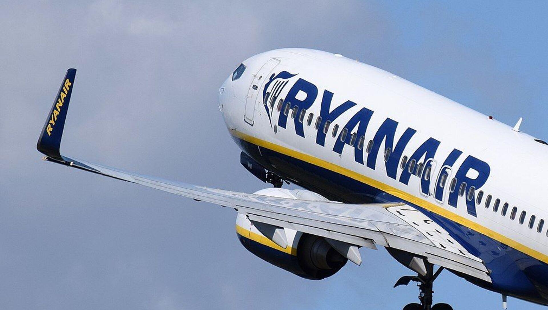 Boeing 737 Ryanair - Sputnik International, 1920, 24.05.2021