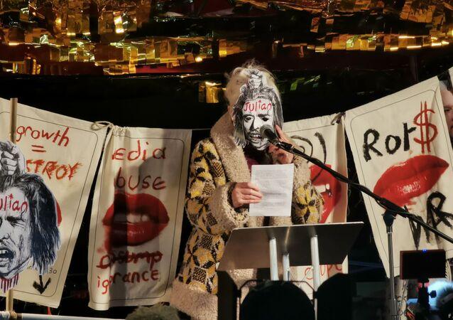 Vivienne Westwood speech