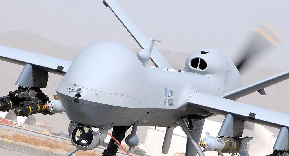 UK Reaper Drone MQ9