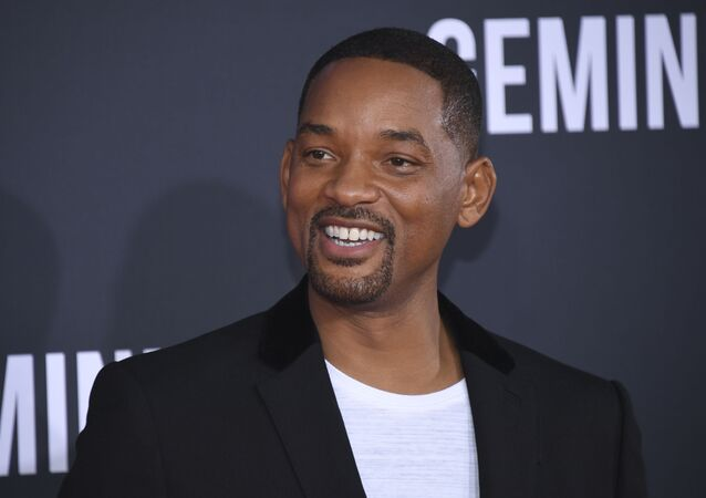 Cast member Will Smith attends the premiere of Gemini Man at the TCL Chinese Theater on Sunday, Oct. 6, 2019, in Los Angeles