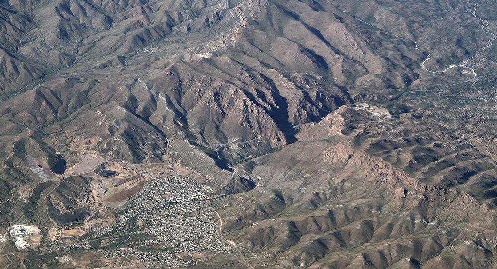 Superior AZ + Queen Crk Canyon