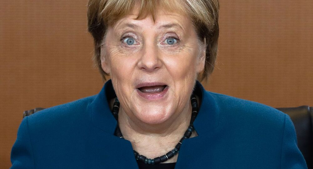 Coronavirus: Merkel goes into quarantine as Germany imposes extreme restrictions on public