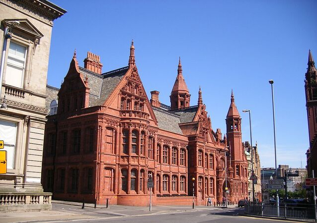 Birmingham Magistrates Court (Victoria Law Courts)