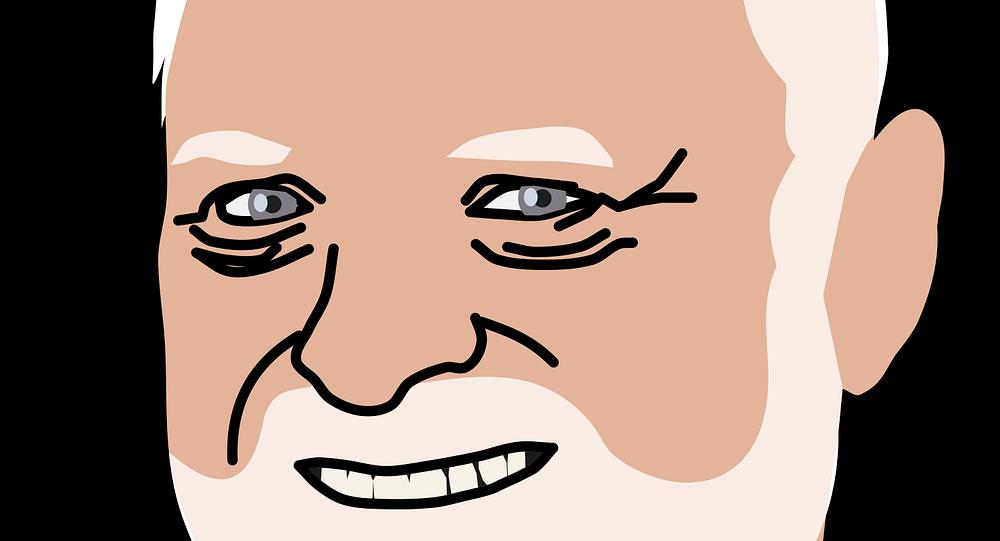 'Hide the Pain Harold'