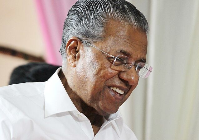 Pinarayi Vijayan, the Chief Minister of Kerala