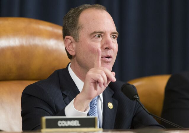 House Intelligence Committee Chairman Republican Adam Schiff