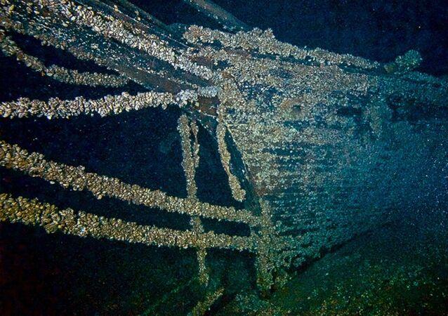 W.C. KIMBALL SHIPWRECK