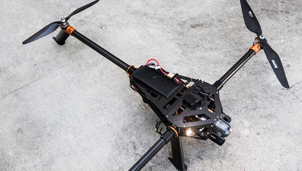 Skyborne's Cerberus GL armed drone - Sputnik International