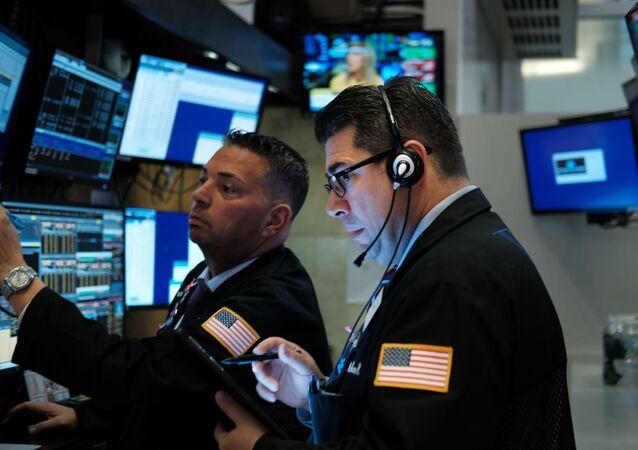 The New York Stock Exchange in New York City