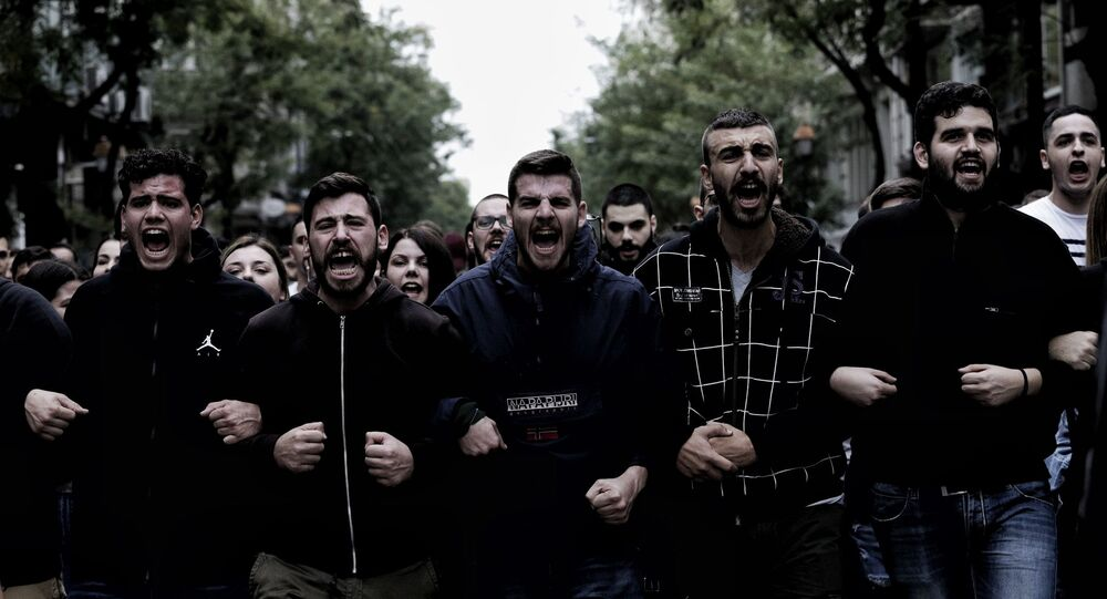 17 November, Athens, Polytechnic Uprising