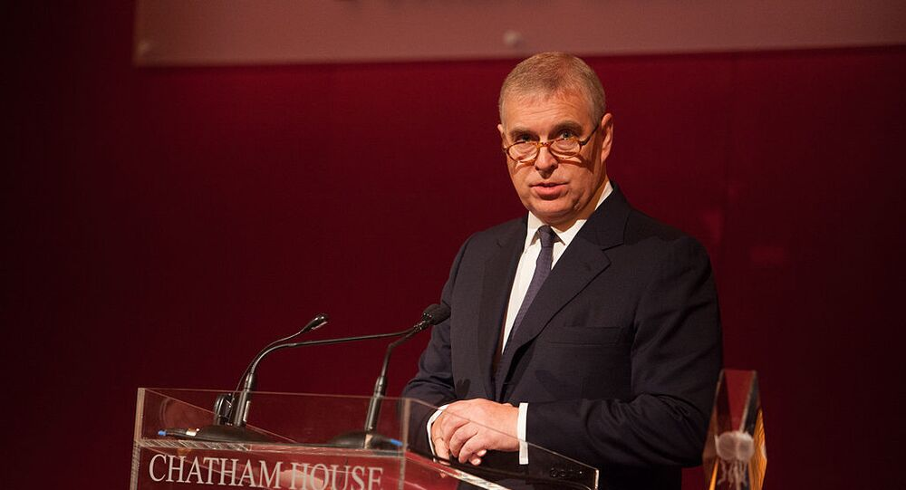 Prince Andrew Ignored Caution From Ex Wife Daughter Before