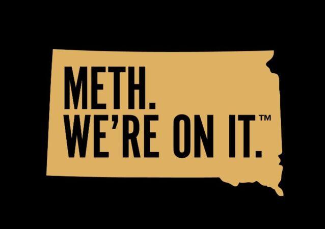 """Meth. We're on it. - Campaign slogan of South Dakota Meth Prevention Program"