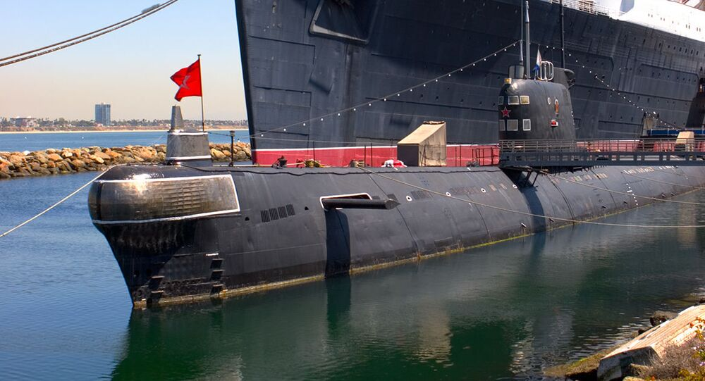 Soviet Submarine Scorpion