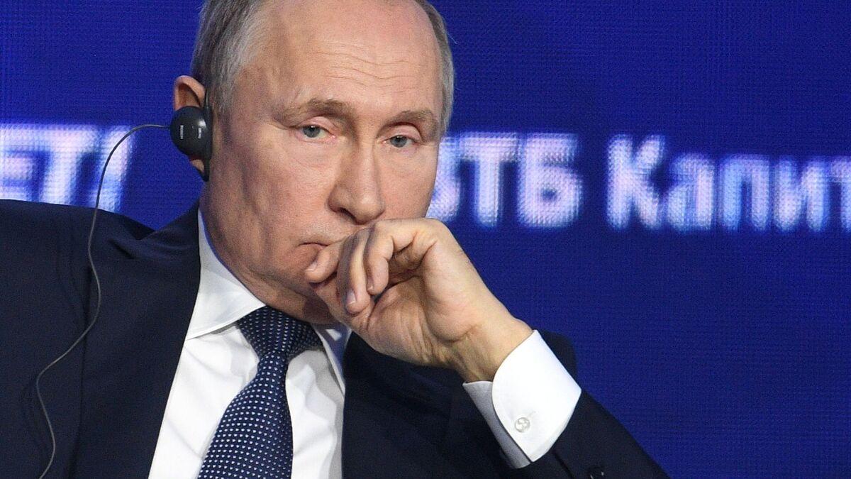 Deutsch He Did It Again Vladimir Putin Switches To German When Interpreter Fails Sputnik International