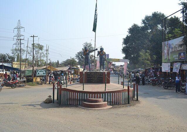 Sidhu Kanhu Chawk, Jadugora