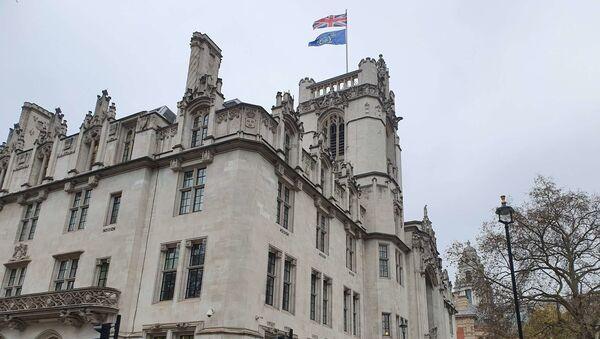 The UK Supreme Court - Sputnik International