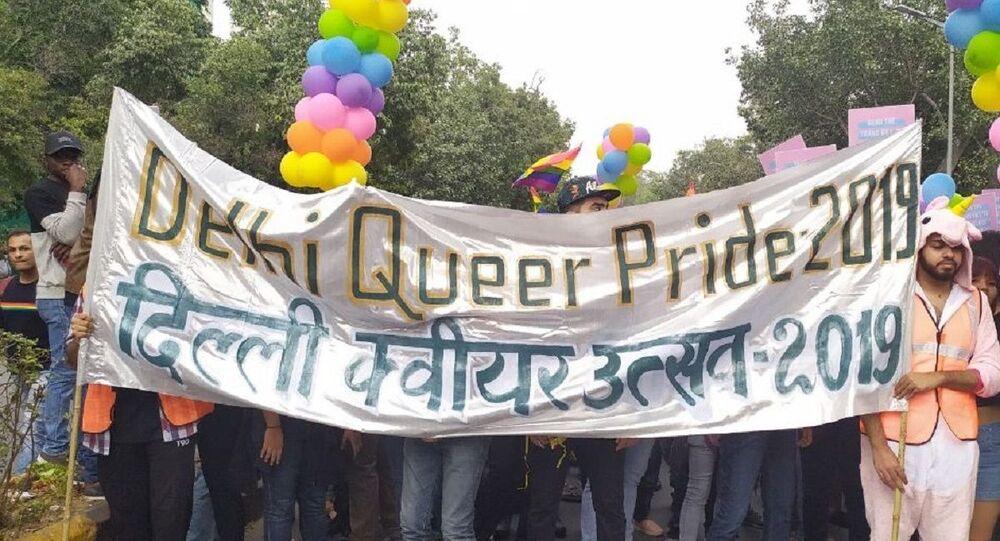 Delhi Queer Pride 2019