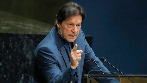 Imran Khan - Sputnik International