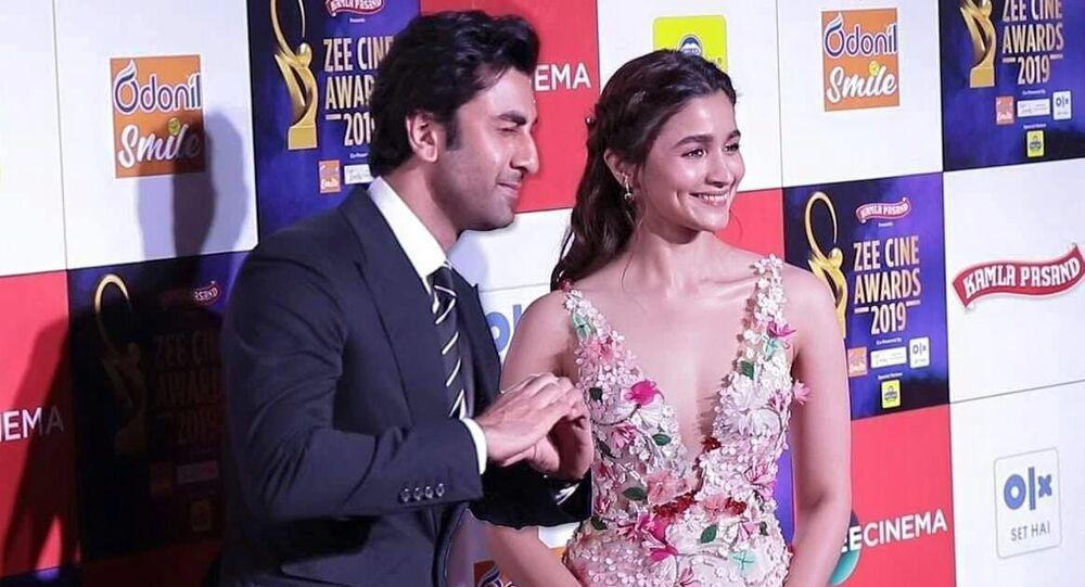 Alia Bhatt & Ranbir Kapoor