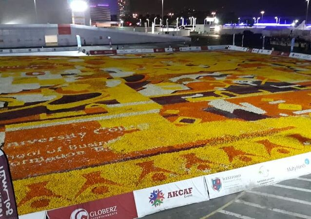The World's Largest Flower Carpet 2019